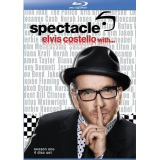 Spectacle: Elvis Costello With... (Season 1) [Blu-ray] [2009][Region Free]